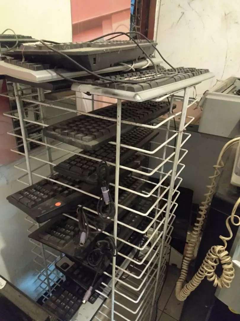 Keyboard PS2 Bekas merk Lenovo, HP, IBM 0