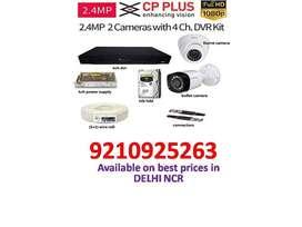 CCTV camera kit hikvision & cp plus cctv installation DELHI NCR