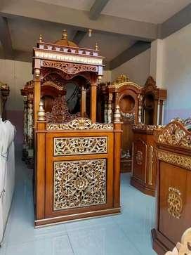 Mimbar masjid kubah murah