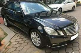 Mercedes-Benz E-Class 2011 Diesel fully loaded top end model