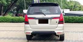 Innova back bumper skirting
