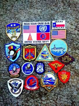 Patch US Army TopGun 2020