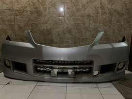 Dijual bemper Avanza Type g 2010 silver