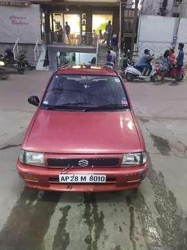 Maruti Suzuki Zen VXi BS-III, 2000, Petrol