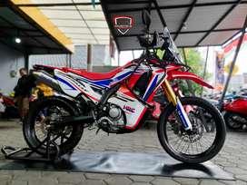 Promo Honda CRF 250 Rally ABS pmk 2019 N Malkot Murah Mustika Motor