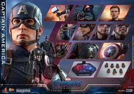 Hot Toy Captain America EndGame