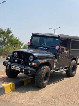 Punjab made Modified thar in mint condition less used