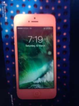 I phone 5s brand new condition
