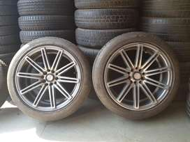 Five nut alloys for all cars