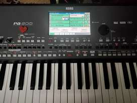 korg pa600 church used only best condition less used single man used