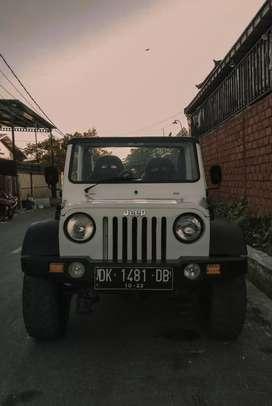 Suzuki jimny jangkrik 1980 4x4