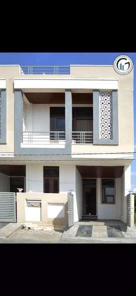 Luxury furnished 3bhk duplex villas on Gandhi path west near sdc