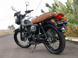 Kawasaki W175 special edition