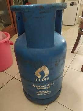 Tabung Gas Biru 12kg kosong