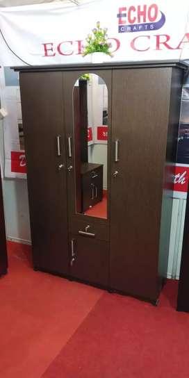 Alamara 3 door & dressing alamara