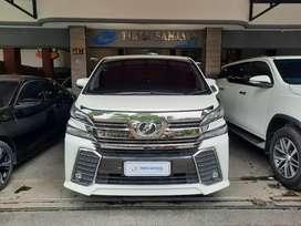 Toyota Vellfire ZG Audioless 2015 KM 13 rb