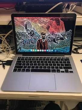 Macbook Pro (early 2015) 8gb Ram/ 500SSD