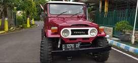 Toyota hardtop th 78 Swab diesel