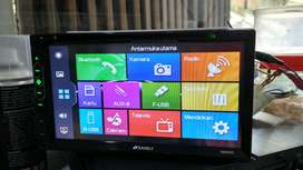 head unit touchscreen 6.9 sansui Yokohama full HD1080 mirrorlink