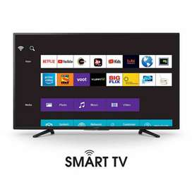Samsung 50inch smart android apps led tv all sizes delivery services