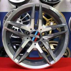 velg hsr wheel ring 16 inc bisa utk mobil xpander,terios.
