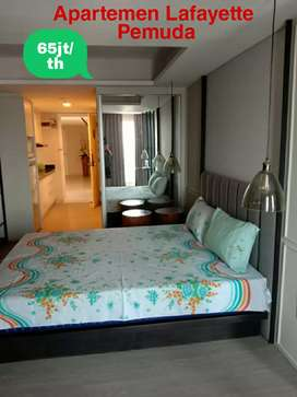 Sewa murah Apartemen furnish