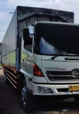 Wing Box Hino Lohan FL 260 JW thn 2014 (Tronton)