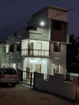 New house for sale in Sreekaryam Njandoorkonam