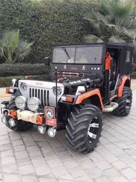 New stylish jeep Ready on the order bassis Online
