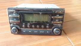 Head unit ex Nissan  March  (kond searching)
