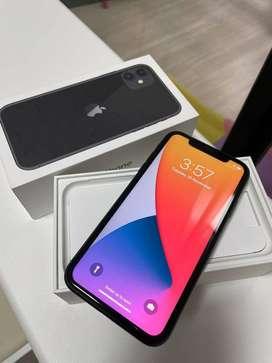 I PHONE 11 - 128 GB BLACK
