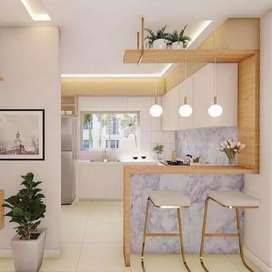 Kitchen set/dapur kering
