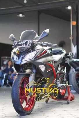 Kawasaki Ninja 250 ABS Pmk 2016 Pajek Panjang-Dp2jt Murah Mustika