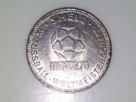 Koin Piala Dunia Mexico 1970