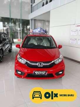 [Mobil Baru] Honda Brio Termurah Palembang