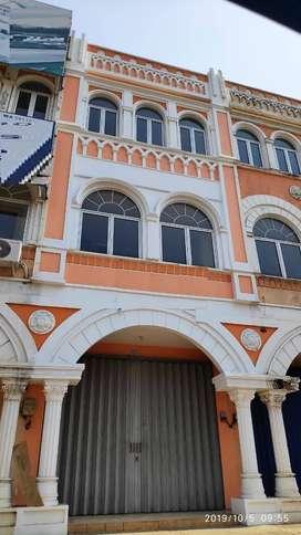 Ruko 3 Lantai Alicante Gading Serpong Tangerang