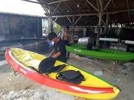 Wisata Air - Perahu Kano / Kayak kapasitas 2 orang