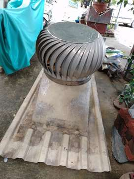 Air roofing ventilator