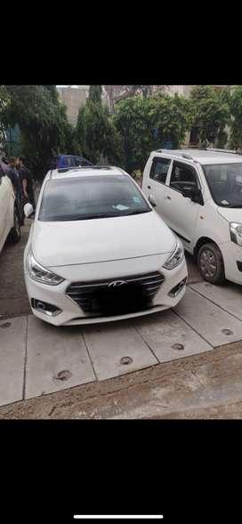 Hyundai Verna 2020 Diesel well maintaned