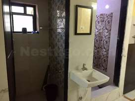 One bhk flat for rent in ghod dod Road