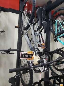 Sepeda Xtrada 6 Dijual Bisa Kredit Proses Cepat Bunga 0.99%