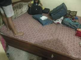 King size Double bed Palang