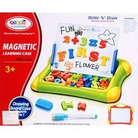 Mainan magnetik