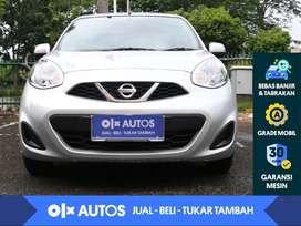 [OLX Autos] Nissan March 1.2 M/T 2018 Silver