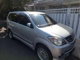 Toyota Avanza thn (2011) , 1,5S M/T low km. Istimewa