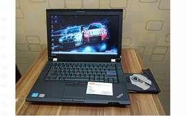 Sale Laptop Thinkpad second L41 14inch core i5 8gb 320gb ZOOM DVD