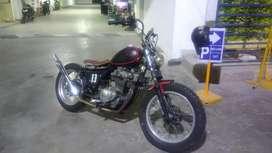 For Sale kawasaki binter merzy th 81 SS lengkap