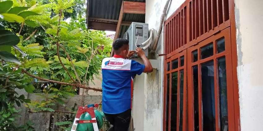 Service AC gratis Pengharum - Serpis Kulkas - Mesin cuci & TV 0