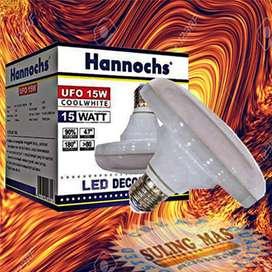 Lampu Dekorasi LED UFO 15W
