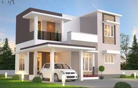 NEW TRENDY DREAM HOUSE 1350 SQ FT 3BHK VILLAS FOR SALE
